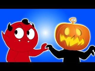 Джек O фонарь   Мультяшные для детей   Популярная дети Видео   Jack O Lantern