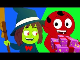 Jack o laterne | Halloween lieder für kinder | Kinderlied | Songs For Kids | Jack O'Lantern Song