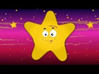 Twinkle Twinkle Little Star | beliebte Kinderreime für Kinder und Kinder