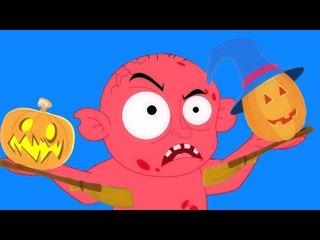 Jack o laterne   Kinderreime für Kinder   Unheimlich kinder video   Jack O Lantern For Kids