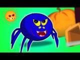Incy Wincy Spinne | Kinderlieder Sammlung | Furchtsamer Spinne Lied | Lied für Kinder | Itsy Bitsy