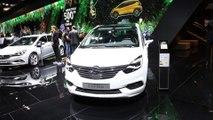 Opel Zafira Exterior Design