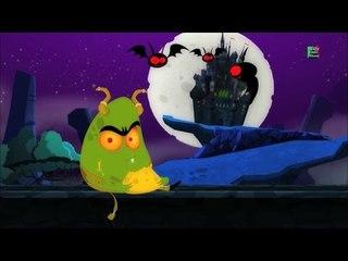 Humpty Dumpty sentado em The Wall | Scary Cartoon para crianças | rima Popular