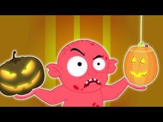 Jaque o lanterna | Desenhos animados assustadores for kids | Popular caçoa Vídeo
