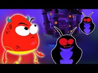 Humpty Dumpty | ฮัมพ์ตี้ ดัมพ์ตี้ | วีดีโอน่ากลัว | เด็กสัมผัสยอดนิยม