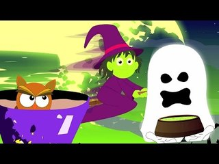 Sorcière soupe | Comptine | gamins Cartoon | Witch Soup | Nursery Rhyme | Popular Kids Song