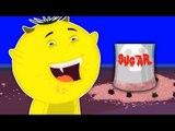 Johny de johny Oui Papa | Cartoon effrayant pour les enfants | Populaire Comptine