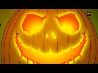 scary pumpkin   halloween song   scary nursery rhymes  baby songs