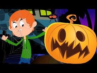 jaque o lanterna   dia das bruxas canção     Scary Kids Song     Halloween Song   Jack O'Lantern