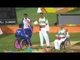 Men's Individual Recurve - Victory Ceremony - Rio 2016 Paralympics