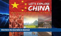 READ  Let s Explore China (Most Famous Attractions in China) FULL ONLINE