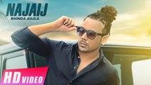 Najaij HD Video Song Bhinda Aujla 2016 Latest Punjabi Songs