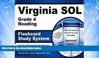 complete  Virginia SOL Grade 4 Reading Flashcard Study System: Virginia SOL Test Practice