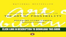 [PDF] The Art of Possibility: Transforming Professional and Personal Life Full Collection
