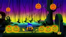 five little pumpkins | scary pumpkins | halloween song | nursery rhymes | childrens rhymes | 3d son
