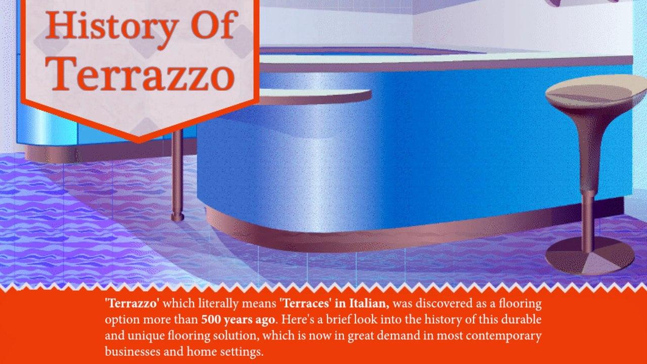 History Of Terrazzo 863 655 0164
