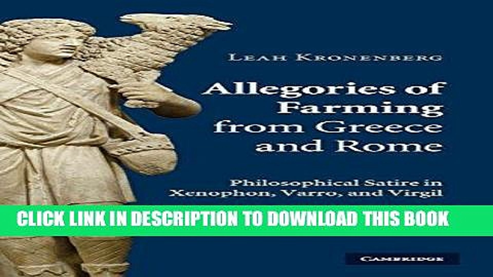 Free Read Allegories Of Farming From Greece And Rome