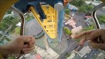 Compilation manege les plus eXtreme au monde . roller coaster