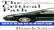[FREE] EBOOK The Critical Path: Inventing an Automobile and Reinventing a Corporation ONLINE