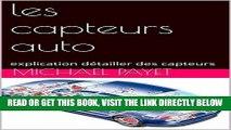 [READ] EBOOK les capteurs auto: explication détailler des capteurs (French Edition) ONLINE