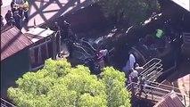 Accident mortel dans le parc d'attractions en Australie Dreamworld