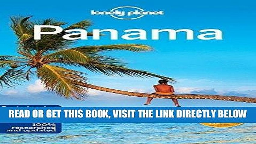 [FREE] EBOOK Lonely Planet Panama (Travel Guide) 6th edition by Lonely Planet, McCarthy, Carolyn | Godialy.com