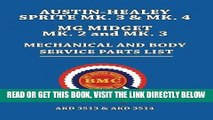 [READ] EBOOK Austin-Healey Sprite Mk. 3   Mk. 4 MG Midget Mk. 2 and Mk. 3 Mechanical And Body