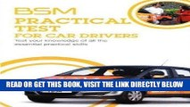 [READ] EBOOK BSM Practical Test For Car Drivers - Test your knowledege of all the practical skills