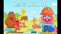 Lets Build It Sesame Street Muppets Online Education Children Games With Fairy God Mother Teacher
