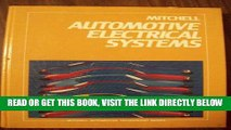 [READ] EBOOK Mitchell Automotive Electrical Systems (The Mitchell Automotive Technology Series)