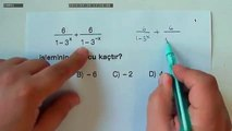 Matematik Bilmeden Sınavlarda Nasıl Full Çekilir?