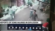CCTV footage of Chandni Chowk