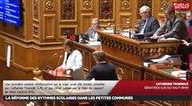 La réforme des rythmes scolaires dans les petites communes : le débat (différé du 18/10) - Les matins du Sénat (25/10/2016)