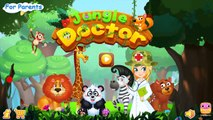 Jungle Doctor Adventure - Android gameplay Apps - Learning Animals Doctor Game for kids