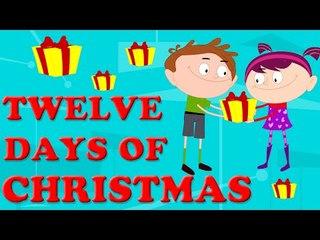 Twelve Day of Christmas | Christmas Song