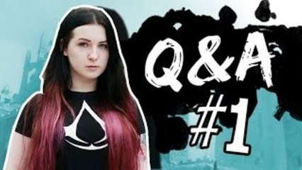 MAG czy WOJOWNIK? - JOAN WOLFIE Q&A #1 | ZAJEGRANIE