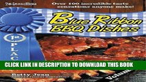 Best Seller BLUE RIBBON WINNING BBQ DISHES - the OFFICIAL BARBEQUE BIBLE For BBQ RECIPES   BBQ