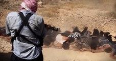 IŞİD'den Musul Civarında Toplu Katliam