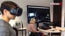 La réalité virtuelle au service des pompiers de Paris