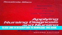 [READ] EBOOK Applying Nursing Diagnosis and Nursing Process: A Step-By-Step Guide BEST COLLECTION