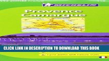 Ebook Michelin ZOOM France: Provence, Camargue Map 113 (Maps/Zoom (Michelin)) (English and French