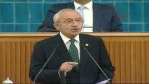 Cumhuriyet Halk Partisi Genel Başkanı Kemal Kılıçdaroğlu, TBMM CHP Grup Toplantısında Konuştu