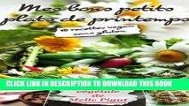 Best Seller Mes Bons Petits Plats de Printemps: 18 recettes vegan sans gluten (La Cuisine Bio