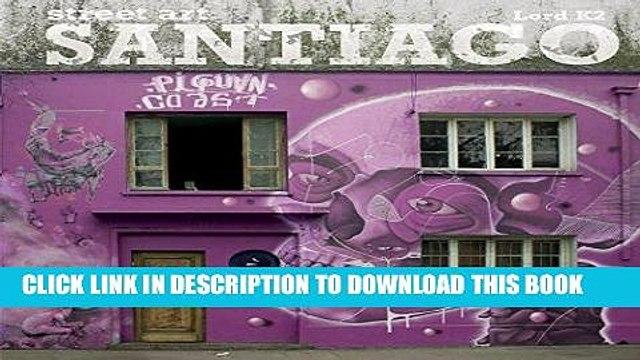 Best Seller Street Art Santiago Free Read