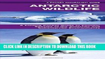Ebook Antarctic Wildlife: A Folding Pocket Guide to Familiar Species of the Antarctic and
