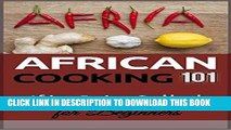 Ebook African Cooking: for beginners - African Recipes Cookbook (African recipes - African cooking