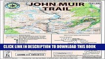 Best Seller John Muir Trail Map-Pack: Shaded Relief Topo Maps (Tom Harrison Maps) Free Read