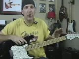 Learn Guitar Lesson Inspired By Stevie Ray Vaughan