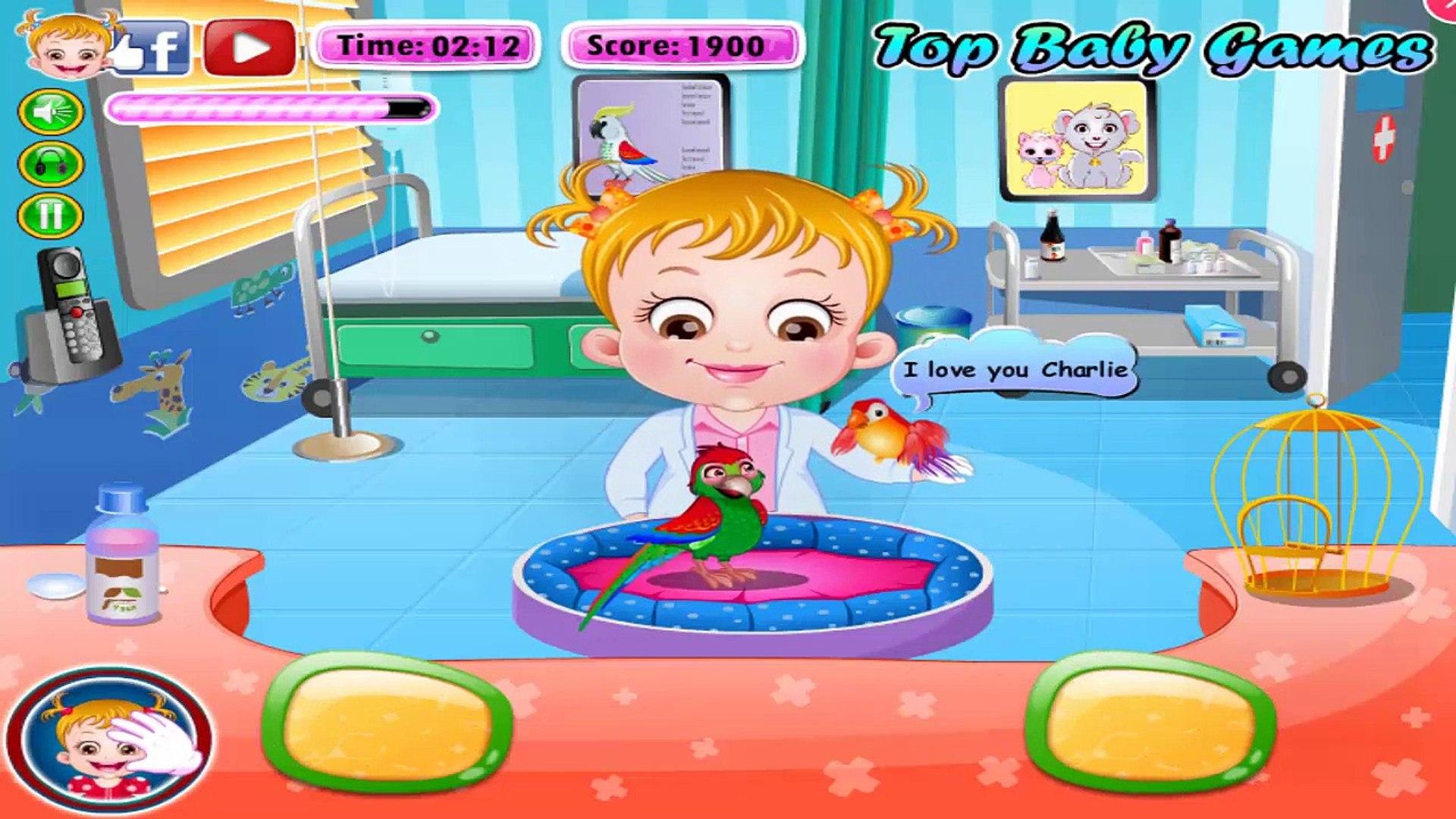 Baby Hazel Pet Doctor | Baby Hazel GamePlay Baby Video
