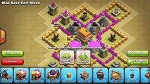Clash of Clans - DEFENSE STRATEGY - Town hall Level 6 (TH6 Defensive Strategies)